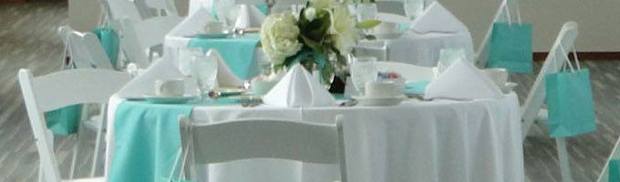 Linen rentals in Haslett, Okemos, East Lansing and Greater Lansing