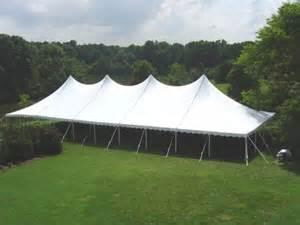 Where to rent Tent, 40  X 100  White Elite Stake Pole in Haslett, Okemos, East Lansing and Greater Lansing