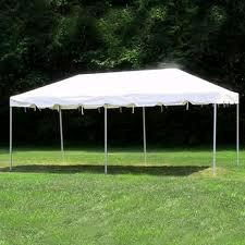 Where to rent Tent, Frame 10 X 20  White in Haslett, Okemos, East Lansing and Greater Lansing
