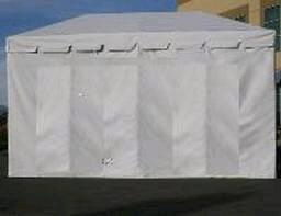 Where to rent 8 x20  Solid Side Wall in Haslett, Okemos, East Lansing and Greater Lansing
