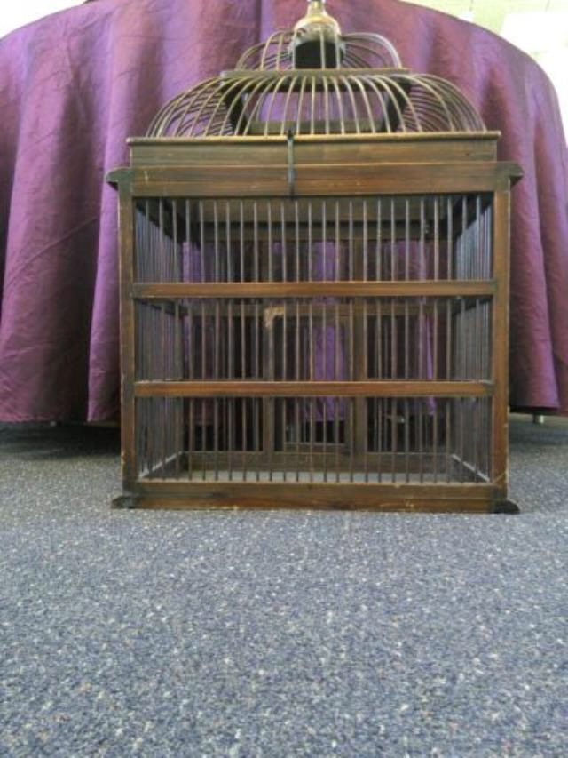 Where to rent Bird Cage, Wood Card Holder in Haslett, Okemos, East Lansing and Greater Lansing