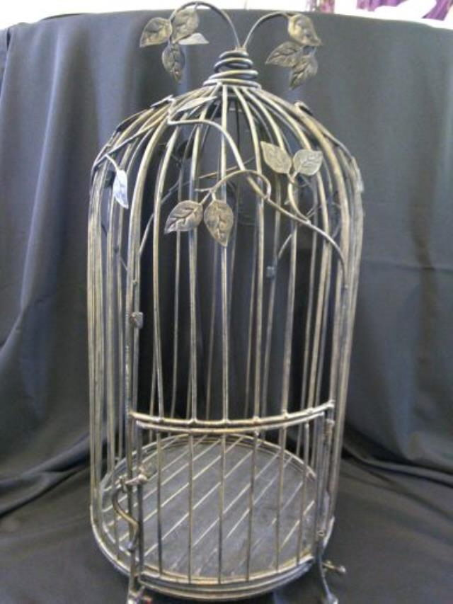Where to rent Bird Cage, Metal Card Holder in Haslett, Okemos, East Lansing and Greater Lansing