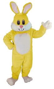 Where to rent Bunny Suit Yellow Soft Head in Haslett, Okemos, East Lansing and Greater Lansing