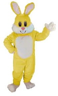 Rental store for Bunny Suit Yellow Soft Head in Lansing MI