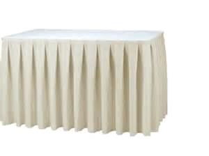 Where to rent Skirt, Ivory Box Pleat 13 in Haslett, Okemos, East Lansing and Greater Lansing