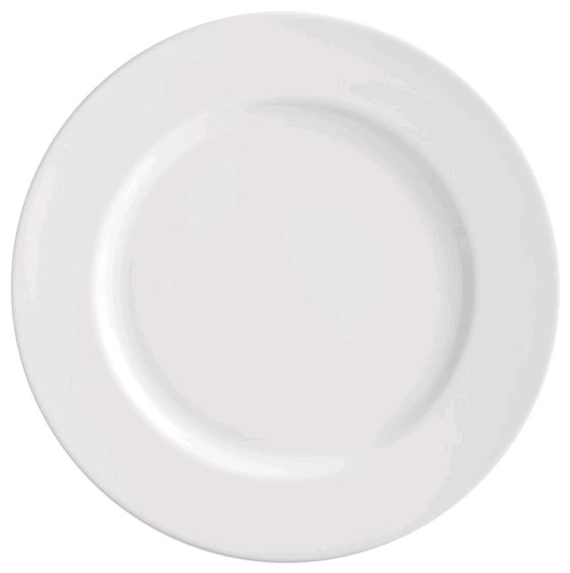 Where to rent Dinner Plate, Royal White 10 in Haslett, Okemos, East Lansing and Greater Lansing