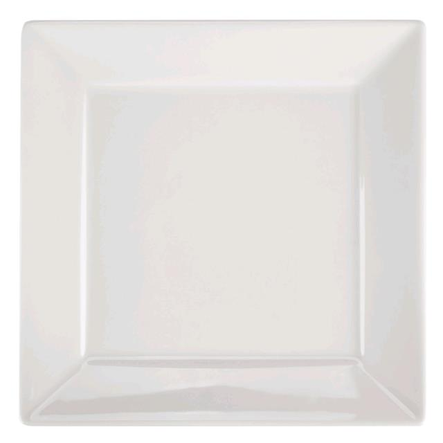 Where to rent Square Dinner Plate, 10  SQ White in Haslett, Okemos, East Lansing and Greater Lansing