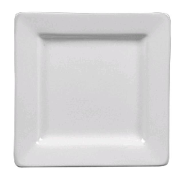 Where to rent Square Salad Plate, 8  SQ White in Haslett, Okemos, East Lansing and Greater Lansing