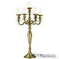 Rental store for Pair 5  Floor Brass Candelabra FOR SALE in Lansing MI