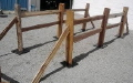 Rental store for 10  Section Split Rail Fence in Lansing MI