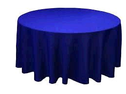 Where to rent 120  Round Royal Blue Linen in Haslett, Okemos, East Lansing and Greater Lansing