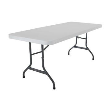 Where to rent 6 X30  Rect. Plastic Table in Haslett, Okemos, East Lansing and Greater Lansing