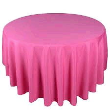 Where to rent 120  Round Hot Pink Linen in Haslett, Okemos, East Lansing and Greater Lansing