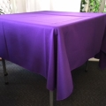 Rental store for 70  Square Purple Linen in Lansing MI