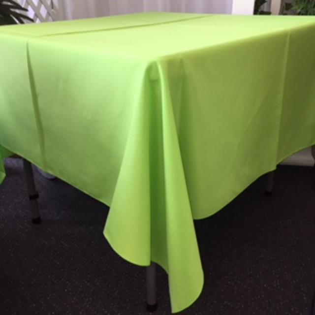 Where to rent 70  Square Lime Linen in Haslett, Okemos, East Lansing and Greater Lansing