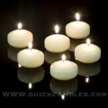 Rental store for Floating Candle 3 Inch Ivory in Lansing MI