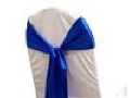 Rental store for Chair Sash, Royal Blue 6  Satin in Lansing MI