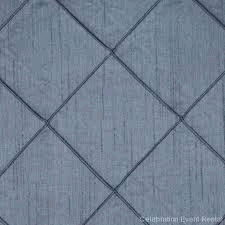 Where to rent 108  Round Slate Blue Pintuck Linen in Haslett, Okemos, East Lansing and Greater Lansing
