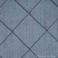 Rental store for 108  Round Slate Blue Pintuck Linen in Lansing MI
