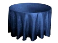 Rental store for 117  RD  Navy Blue Crinkle Satin Linen in Lansing MI