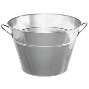 Where to rent 3 Gal.Stainless Ice Bin 16  Dia. in Haslett, Okemos, East Lansing and Greater Lansing