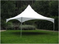 Rental store for Frame Tent 20 x 20 Aztec High Peak in Lansing MI