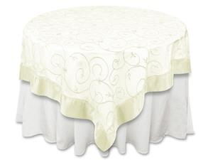 Where to rent 85  Embroidered Ivory Overlay in Haslett, Okemos, East Lansing and Greater Lansing