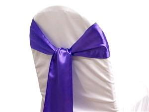 Where to rent Chair Sash, Purple 6 in Haslett, Okemos, East Lansing and Greater Lansing