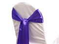 Rental store for Chair Sash, Purple 6 in Lansing MI