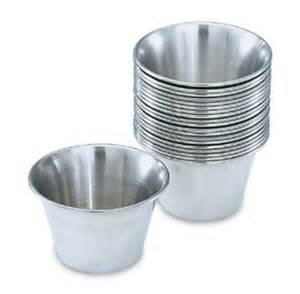 Where to rent Stainless, Cocktail Sauce Cup in Haslett, Okemos, East Lansing and Greater Lansing