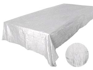 Where to rent 90 X156  White Crinkle Satin Linen in Haslett, Okemos, East Lansing and Greater Lansing