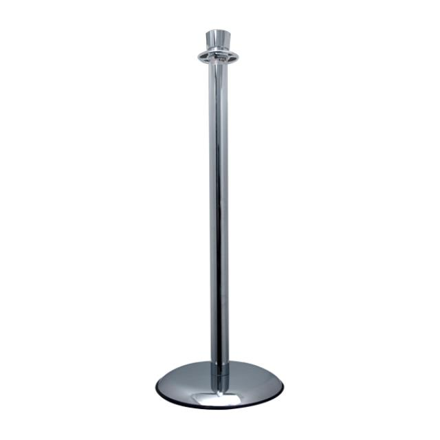 Where to rent Stanchion, NEW Chrome Indoor Use ONLY in Haslett, Okemos, East Lansing and Greater Lansing