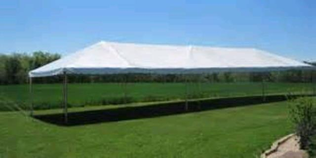Where to rent Frame Tent 20x60 Aztec Expand in Haslett, Okemos, East Lansing and Greater Lansing