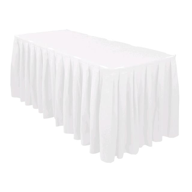 Where to rent Skirt, White Small Box Pleat 14 in Haslett, Okemos, East Lansing and Greater Lansing