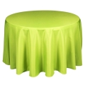 Rental store for 120  Round Lime Green Linen in Lansing MI