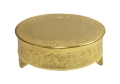 Rental store for Cake Stand 20  Matte Gold in Lansing MI