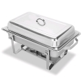Rental store for Chafer, 8QT Stainless Rectangle in Lansing MI