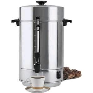 Where to rent Coffee Maker, 100 Cup in Haslett, Okemos, East Lansing and Greater Lansing
